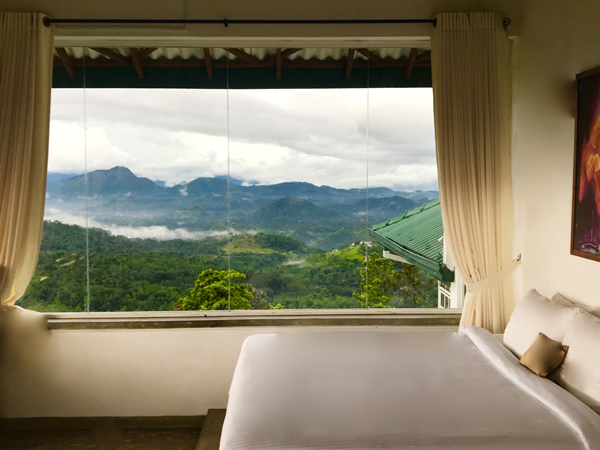 Hotel Rooms in Kandy