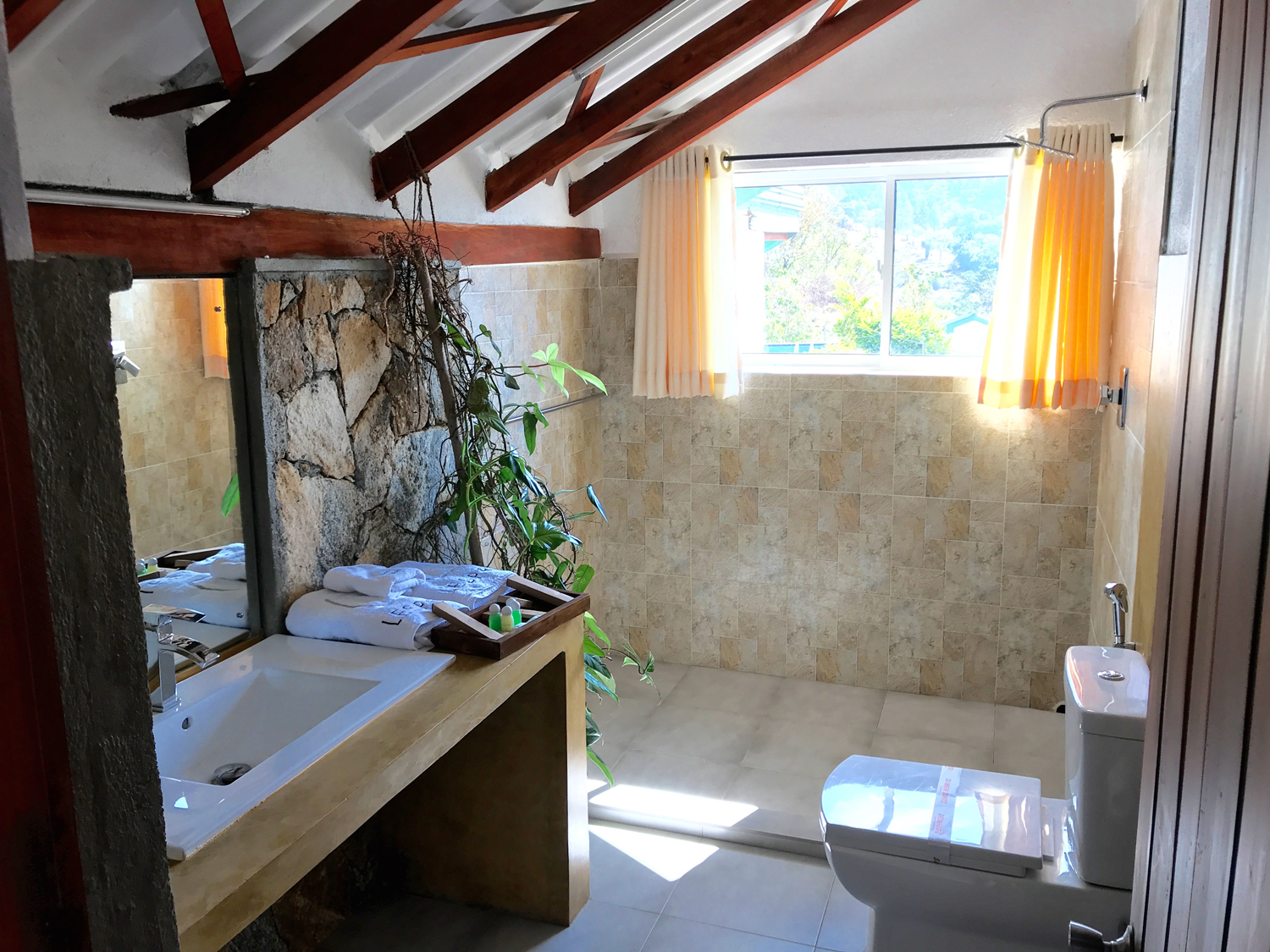 Clasic toilets in kandy hotels
